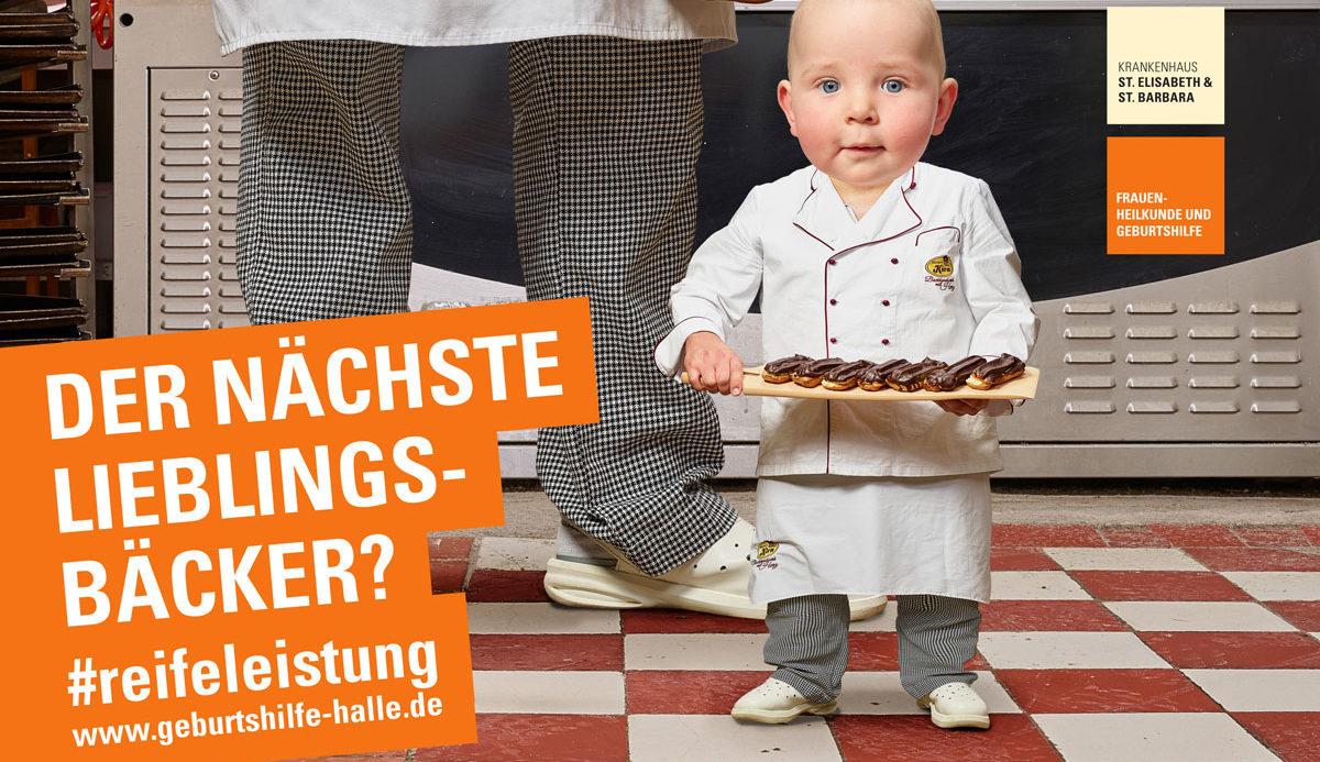 #reifeleistung - Bäckermotiv