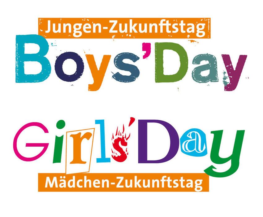Logo Girls' und Boys'Day