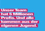Kampagnenmotiv 5 Millionen