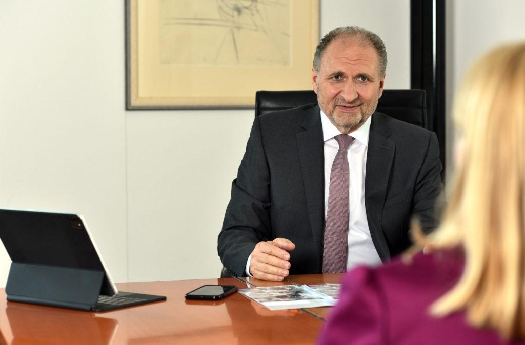 Hans Peter Wollseifer, ZDH-Präsident