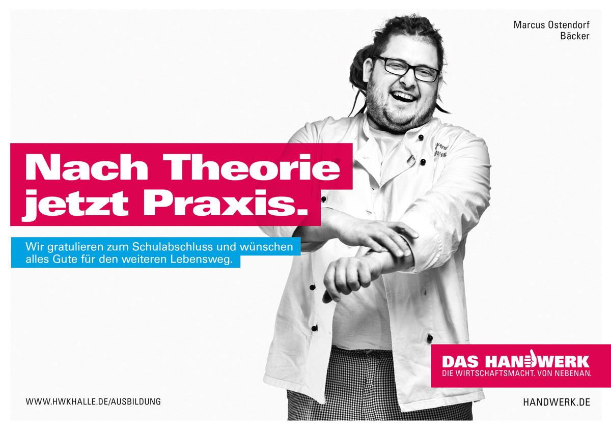 Plakat Kampagne Ausbildung 2020