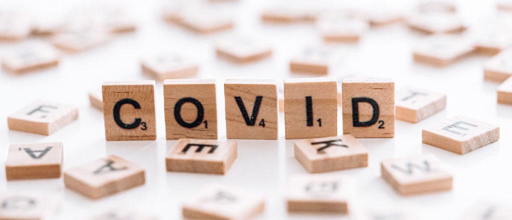 Covid Scrabble